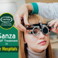 Sanza PEMF Treatment in Eye Hospitals